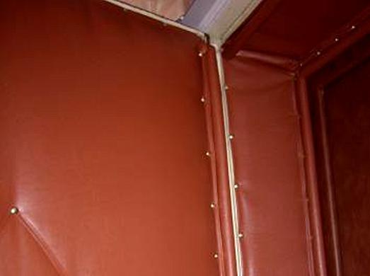 Утеплить деревянную дверь своими руками фото